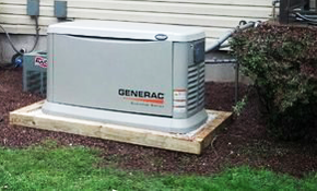 $8,250 Installation of a 22Kw Generac Generator with 200 Amp Automatic Transfer Switch
