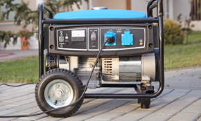 $1,035 for a Whole House Generator Interlock System Including Installation