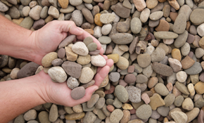 $629 for 5 Tons of Gravel/Landscaping Rock Replenishment