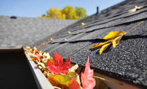 $135 for Any 1 and 2 Story Home Complete Gutter Cleaning, Roof Debris Removal, and Gutter Tune-Up