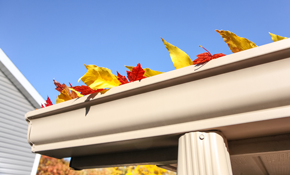 $115 Gutter Cleaning, Reserve Now for $17.25