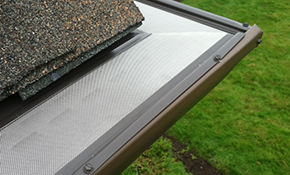 $850 Premium Gutter Cover Protection System--Lifetime Guarantee