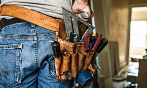 $162 for 2 Hours of Handyman Service