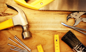 $140 for 2 Hours of Handyman Services