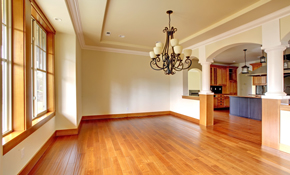 $120 for 3 Rooms of Hardwood Floor Deep Cleaning