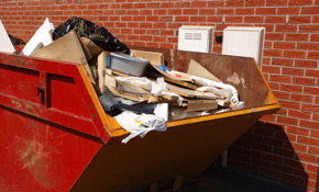 $148 for a Pickup Truck Sized Load (4 cubic yards) of Junk/Trash Removal