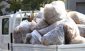 $159 for Junk Hauling and Removal - Full Standard Truck Load Including Dumping Fees
