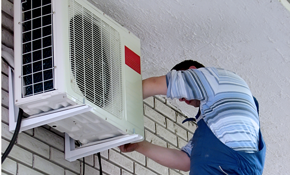 $99 Air Conditioner Window Unit Installation