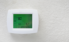 $249 for a Honeywell WiFi Focus Pro Programmable Thermostat Model TH6000 Installation and Linked to WiFi