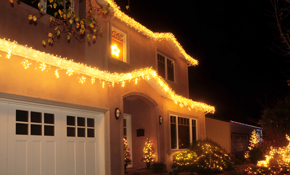 $199 for Holiday Light Hanging