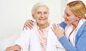 $1,000 for a Week with a Home Health Aide Professional