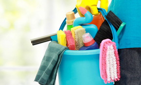 $174 for 4 Labor Hours of Deep Housecleaning