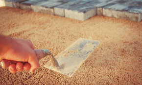 $1,250 for Paver Stone Walkway Delivery and Installation