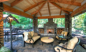 $2,250 for Paver Stone Patio or Walkway Delivered and Installed