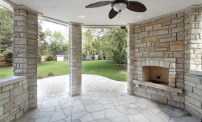 $1,349 for a Paver Stone Patio or Walkway Delivery and Installation