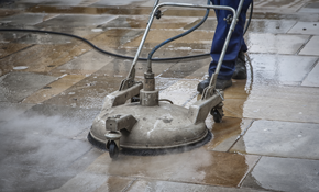 $125 for 1,000 Square Feet of Driveway or Sidewalk Pressure Washing