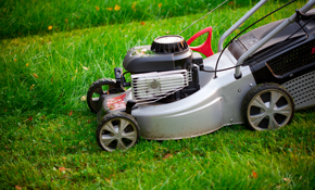$188 for a Riding Lawnmower Tune-Up Plus Outdoor Power Tool Inspection