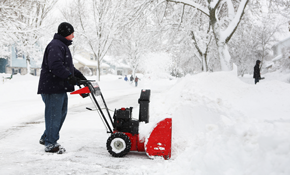 $95 Single Stage Snowblower Tune-Up