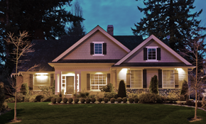 $1,410 for an LED Landscape Lighting Package, Reserve Now $70.50