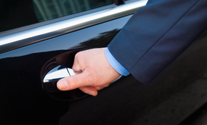 $388 Luxury SUV Service from Boston Logan International Airport