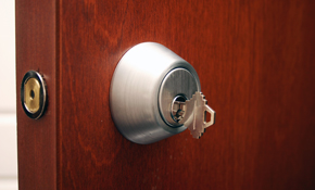 $249 Locksmith Service Call with Deadbolt or Doornob Installation