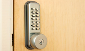 $199 for Medeco High Security Knob Installation and Service Call