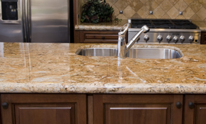 $2,650 for Custom Granite Countertops With Level 2 Stone