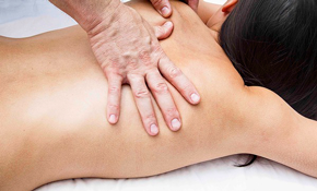 $117 for 2 Massage Therapy Sessions - Deep Tissue, Trigger Point, or Shiatsu