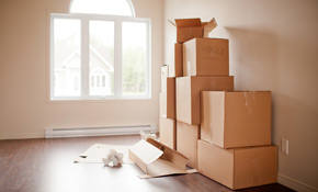 $960 for 2 Movers for 8 Hours Each of Moving Labor