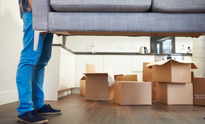 $439 for a Professional Moving Package  - 3 Movers and Truck for 3 Hours
