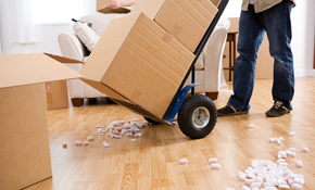 $450 for 16-Foot Moving Truck, a 2-Man Crew for 4 Hours, and 15% off Moving Supplies