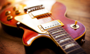 $65 for 1 Hour of Professional Guitar Lessons