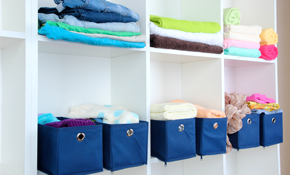 $180 for 4 Hours with a Professional Organizer