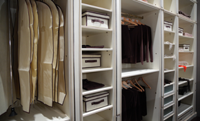 $125 for Professional Closet Organizing and Tune Up