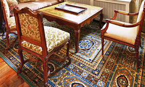 $225 for 2 Oriental Rug Cleanings at Your Home