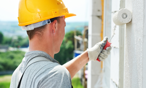 $599 for 2 Exterior Painters for a Day (8 Hours Each)
