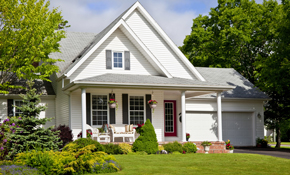 $1,499 Exterior House Painting Package - Premium Paint Included