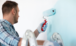 $199 for an Interior Painter for a Day (8 Hours)