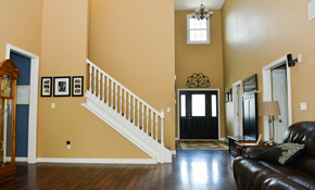 $299 for 3 Rooms of Interior Painting