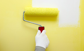 $400 Interior Painter for a Day (8 Hours), Reserve Now $60
