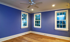 $809 for 2 Rooms of Interior Painting