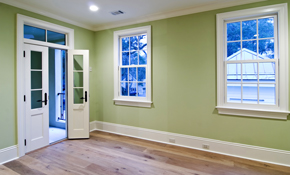 $395 for 2 Rooms of Interior Painting
