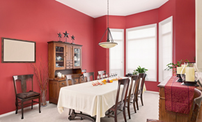 $1,225  for 4 Rooms of Interior Painting (Includes Paint)