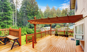 $3,499 for a Standard Deck with Plans, Materials, and Labor