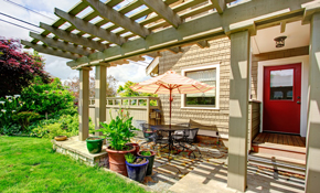 $1,599 New Deck or Pergola Installation with Plans, Materials, and Labor