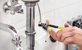 $62 Plumbing Service Call Plus Credit Toward Repairs