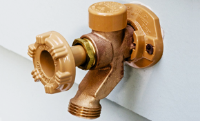 $89 Outdoor Hose Faucet Replacement
