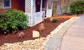 $250 for 3 Cubic Yards of Premium Mulch Delivered, Installed and Spread