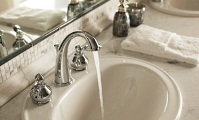 $45 Plumbing Service Call Plus Credit Toward Repairs