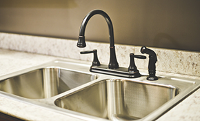$125 Kitchen Faucet Installation